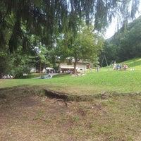 Photo taken at Valle Vertova by Luca N. on 8/22/2015
