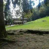 Photo taken at Valle Vertova by Luca N. on 8/16/2016