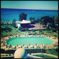 10/6/2013 tarihinde Arasziyaretçi tarafından Justiniano Deluxe Resort'de çekilen fotoğraf