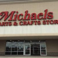 Photo taken at Michaels by Tishani V. on 8/14/2016