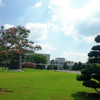 Photo taken at Electronics and Telecommunications Research Institute by Kay. L. on 8/13/2013