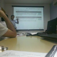 Photo taken at Cubo Tecnologia by Fabiana T. on 10/6/2012