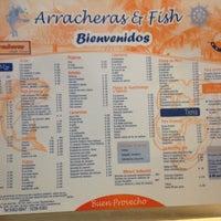 Photo taken at Las Arracheras by Catador C. on 12/3/2013