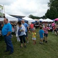 Photo taken at Old Shawnee Days by Jan P. on 6/8/2014