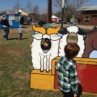 Photo taken at Crumland Farms by Rory R. on 3/30/2013