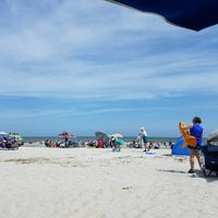 Photo taken at Coligny Beach by Tracy T. on 6/23/2017