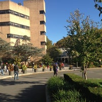 Photo taken at Queensborough Community College by Mike C. on 10/11/2012