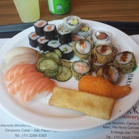 Foto tirada no(a) Hakka Sushi por Maycon N. em 9/12/2013