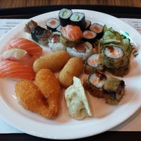 Foto tirada no(a) Hakka Sushi por Maycon N. em 10/12/2013