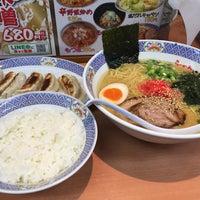 Photo taken at らーめん 花楽 厚木店 by ストンストン 河. on 5/19/2016