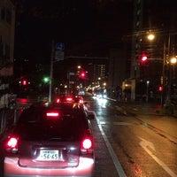 Photo taken at 中央公園西側交差点 by 車高短 アル on 8/16/2016