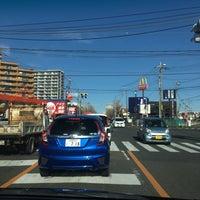 Photo taken at 産業道路入口交差点 by 車高短 アル on 12/24/2016
