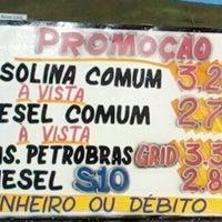 Photo taken at Auto Posto Novo Lino by Luana T. on 6/6/2015