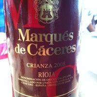 Photo taken at La Pepa Arroz & Bar by Nacho M. on 12/23/2012