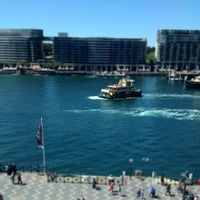 Photo taken at Circular Quay Ferry Terminal by Jay A. on 9/30/2012