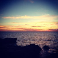 Photo taken at Nightcliff Foreshore by Jay A. on 5/15/2013