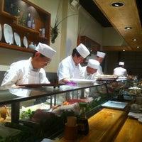 Photo taken at Matsuhisa by Karina G. on 2/24/2013