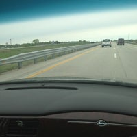 Photo taken at I-75 North by Jason T. on 5/17/2013