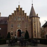 Photo taken at Van der Valk Hotel Kasteel Terworm by Damien D. on 2/17/2018