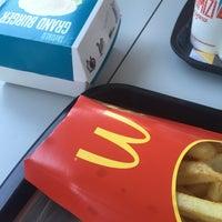 Photo taken at McDonald's by Cihan Ö. on 9/9/2015
