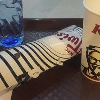 Photo taken at KFC by anyssa n. on 4/12/2017