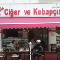Photo taken at Urfa Ciğer ve Kebapçısı by Emre on 10/22/2014