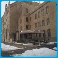 Photo taken at Wichita Scottish Rite by Kim S. on 2/8/2014