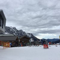 Photo taken at Steinbockalm by Peter d. on 12/24/2016