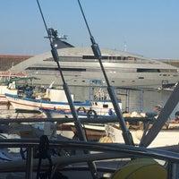 Photo taken at Porto dell'Etna - Marina di Riposto by Hüseyin E. on 7/31/2017