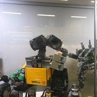 Снимок сделан в GameBrick. музей-выставка моделей из кубиков LEGO пользователем Анна М. 10/6/2017