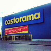 Photo taken at Castorama by Keron on 5/22/2013