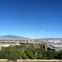 Photo taken at Sheraton Albuquerque Airport Hotel by Carlos Z. on 10/10/2012