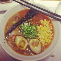 Photo taken at Ramen Bar by Belle on 6/14/2013