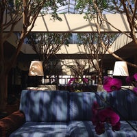 Photo taken at Portola Hotel & Spa at Monterey Bay by Matthew H. on 8/8/2014