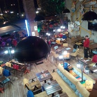 Photo taken at Karikatür Bi Kafe by Beyza A. on 12/28/2015