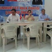 Photo taken at CHP ÇAN İLÇE BAŞKANLIĞI by Emrah Y. on 7/27/2016