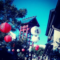 Photo taken at Little Tokyo Market Place by Sam R. on 9/21/2012