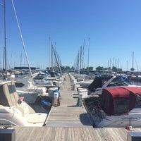 Photo taken at McKinley Marina Center Docks by Evgeny P. on 9/19/2016