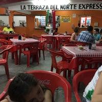 Photo taken at La Terraza del Norte Express by Rodrigo C. on 3/25/2016