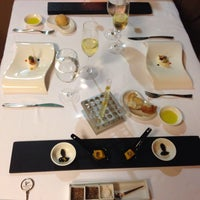 Photo taken at Restaurant el Torreó de l'Indià - 1* Michelín by Dirk S. on 9/24/2014