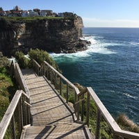 Photo taken at Vaucluse Cliff Walk by Mike B. on 9/19/2016