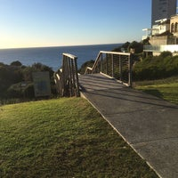 Photo taken at Vaucluse Cliff Walk by Mike B. on 8/20/2016