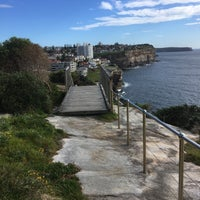 Photo taken at Vaucluse Cliff Walk by Mike B. on 9/29/2016