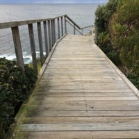 Photo taken at Vaucluse Cliff Walk by Mike B. on 5/30/2017