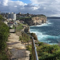 Photo taken at Vaucluse Cliff Walk by Mike B. on 4/4/2017
