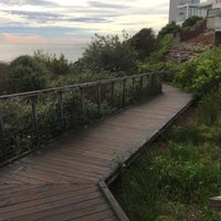Photo taken at Vaucluse Cliff Walk by Mike B. on 3/21/2017