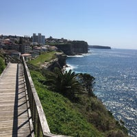 Photo taken at Vaucluse Cliff Walk by Mike B. on 9/11/2016
