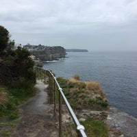 Photo taken at Vaucluse Cliff Walk by Mike B. on 9/18/2016
