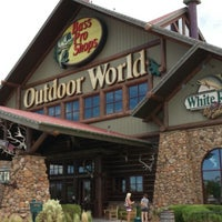 Photo taken at Bass Pro Shops by Christopher R. on 6/22/2013