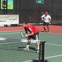 Photo taken at Gates Tennis Center by ngoco d. on 9/7/2013